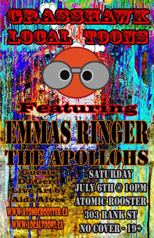 Atomic Rooster July Show